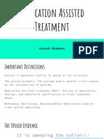medication based treatment