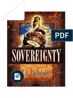 1 Sovereignty