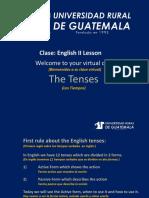 Ingles II ClaseI