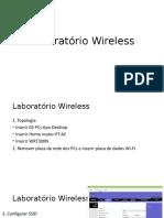 Laboratório Wireless