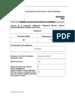 1. Higiene y Salud Ocupacional en La Mineria SEMESTRE 3
