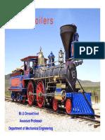 Boilers - thermal engineering