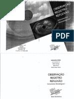 madalena freire - observação registro reflexão-