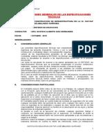 Espec Tecnicas Colegio Quiñones