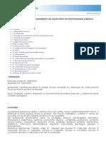 Constituição e Funcionamento de Escritório de Profissionais Liberais