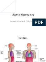 Visceral Anatomy For Osteopathy