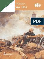 Historyczne Bitwy 078 - Warszawa 1831, Tomasz Strzeżek.pdf