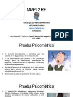Documento MMPI 2 RF Envio UniMinuto