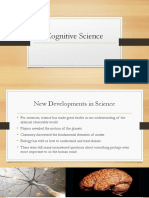 Overview of Cognitive Science