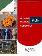 GUIA DE MERCADO COLOMBIANO PARA EL PERU