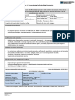 Anexo 1 Formato de Solicitud de Variación FE040
