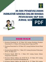 PengendalianPengevaluasianPenyusunan SKP Dan Jurnal Kerja Harian