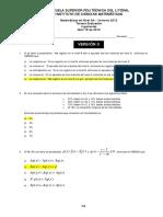 2012 - Invierno Matematicas 0A Ingenierias v0 3ra_evaluacion