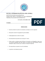 2012 - Invierno Matematicas 0B Ingenierias v1 3ra_evaluacion