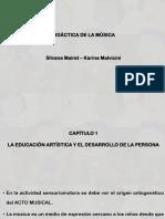 Didáctica de La Musica- Mairet y Malvicini