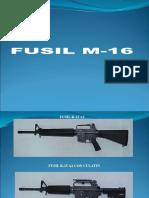 FUSIL  M-16 23