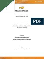 Estaditica Descriptiva - Actividad 8