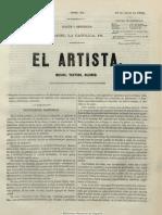 Revista El Artista
