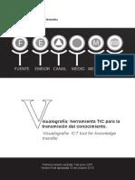 Visualografía, Herramienta TIC en la transmisión del conocimiento