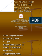 11.Rajasthan State Human Rights Commission 2