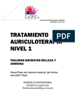 Auriculoterapia Nivel 1 Subir de Peso