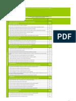 Lista Verificación Básica Caldera. Industrias