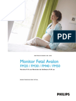04.-Philips Avalon Fm20, 30, 40 Manual de Usuario Rel f