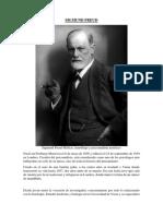 Tarea 1- Biografía de Sigmund Freud