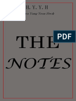 HYYH The Notes PT. 1