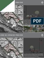 Usos de espacios publicos