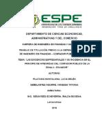 Las Exigencias Empresariales y Su Incidencia en El Principio de Integridad Del Contador Público de La Zona 3 Ecuador 1 (1)