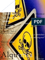 Alquimia No.6 - Toxicología