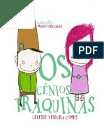 eBook Em PDF Os Genios Traquinas