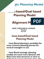 Luzande, Mary Christine Strategic Planning Models Elm 501