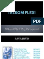 Telkom Flexi Marketing Strategy Analysis