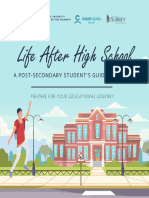 life after high school  - a post secondary students guide to success by shawna narayan