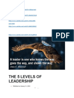 5 levels of Leadership.docx