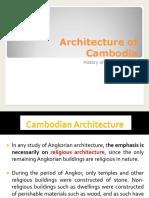 7b Cambodian Architecture