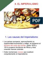 Unidad 4 El Imperialismo