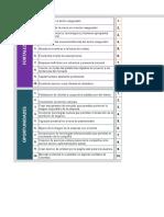 Matrices de Diagnóstico y Análisis Estratégico - Transportes Joalco