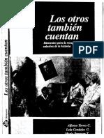 Los Otros También Cuentan, de Alfonso Torres