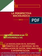 1sociologia Perspectiva Sociologica