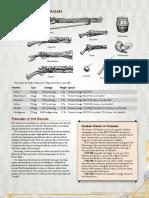 5e D&D - Firearms Of The Realms V 2.1
