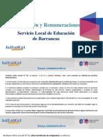 PPT_remuneraciones y Contratacion_Gremios 20-03-18
