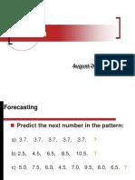 Forecasting(1)