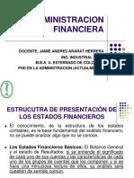 Estados Financieros Basicos (Balance General)