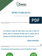 Intro Hopenly Big Data