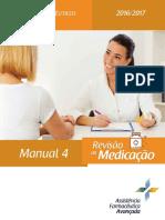 Manual 4 - Revisão Da Farmacoterapia e Acompanhamento Do Paciente (1)