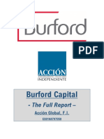 Burford Capital the Full Report Acción Global F.I. Mar19 1