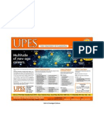 UPES - Multitude of New Age Careers